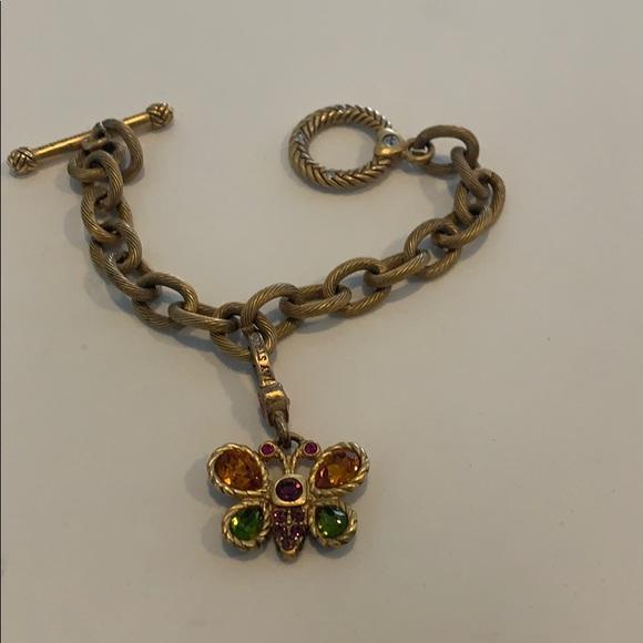 Swarovski Jewelry - Swarovski Crystal Charm Bracelet